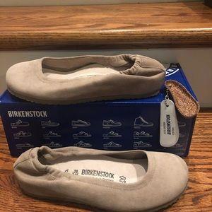 Birkenstock Celina Taupe size 7 medium new